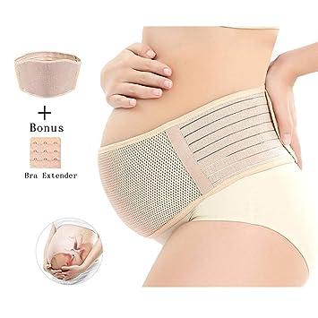 Deluxe Maternity Band Abdomen & Back Support Belt Pregnancy Bump Belly Brace Baby Belly Belts, Bands