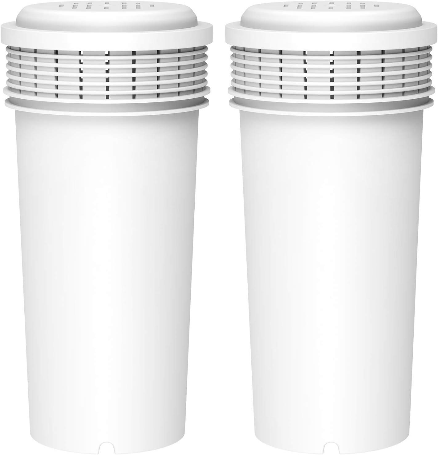 AquaCrest AQK-42371240 Cartuchos de filtro de agua de repuesto ...