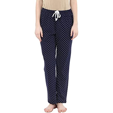 Dreamz by Pantaloons by Pantaloons Womens Printed Sleepwear Bottom Navy  Blue 2XL  Amazon.in  Clothing   Accessories c19a17022
