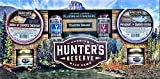 Hunters Reserve Hunter's Choice Summer Sausage, Cheese, Mustard and Crackers Gift Box