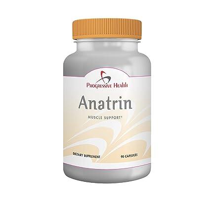 Progressive Health Anatrin: Muscle fibromialgia el alivio del dolor y tratamiento conjunta con 5-