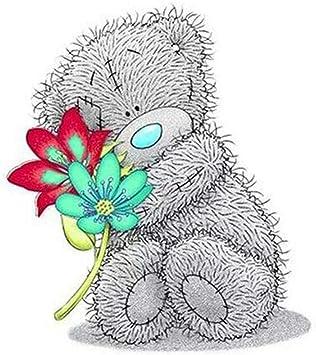 5D Diamond Embroidery Bear Painting Rhinestone Cross Stitch DIY Decoration Craft