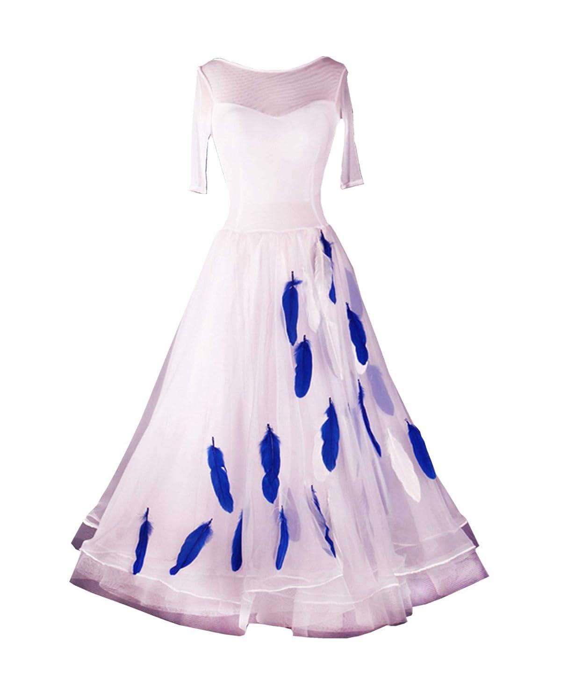 SIQIAN DRESS レディース ホワイト Small