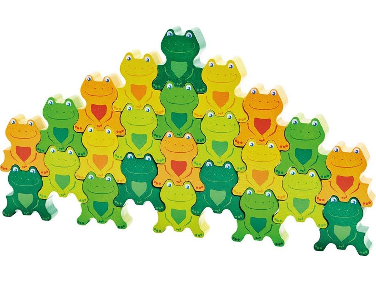 descuento HABA Education 158675 Cheeky Frogs  Set 3D, 3D, 3D, 100 piezas  hasta un 65% de descuento