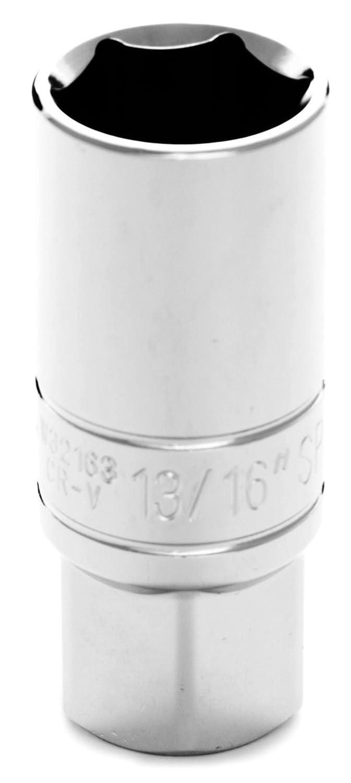 Performance Tool W32163 1//2 Dr 13//16 Spark Plug Socket Wilmar WILW32163