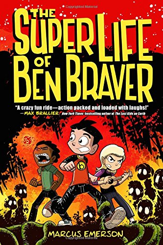 The Super Life of Ben Braver - 1st Grade School Life