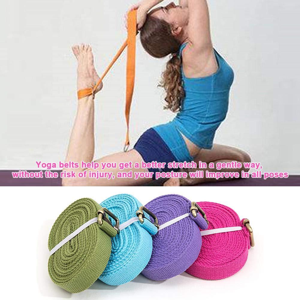 Blentude Yoga Yoga Correas Pilates Correa Flexibilidad ...