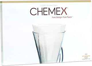 product image for Chemex Bonded Filter - Half Moon - 100 ct