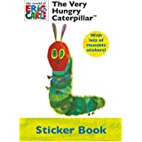 Very Hungry Caterpillar Sticker Book