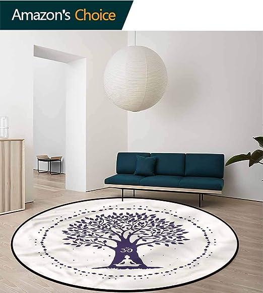 RUGSMAT - Alfombras de Yoga, diseño de Mandala Zen Chakra ...