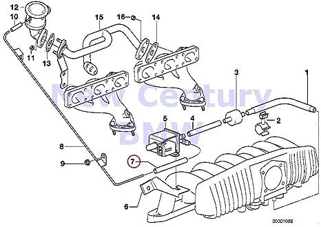 Strange Amazon Com Bmw Genuine Air Pump F Vacuum Control Vacuum Hose 323I Wiring Digital Resources Skatpmognl