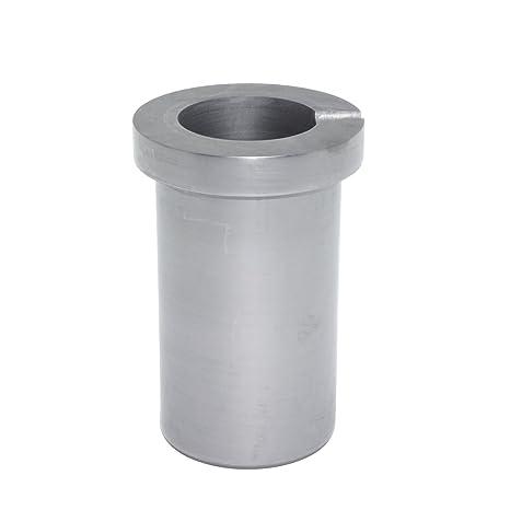Molde para fundición de metales, crisol de grafito, oro,