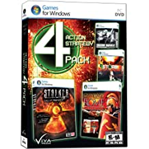 Action-Strategy 4 Pack - Includes: S.T.A.L.K.E.R. Call of Pripyat, Grand Ages Rome Gold, STORM Frontline Nation, and More