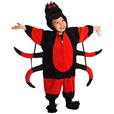 Toddler Itsy Bitsy Spider Costume (Size 2-3T)  sc 1 st  Amazon.com & Amazon.com: Toddler Itsy Bitsy Spider Costume (Size: 2-3T): Clothing
