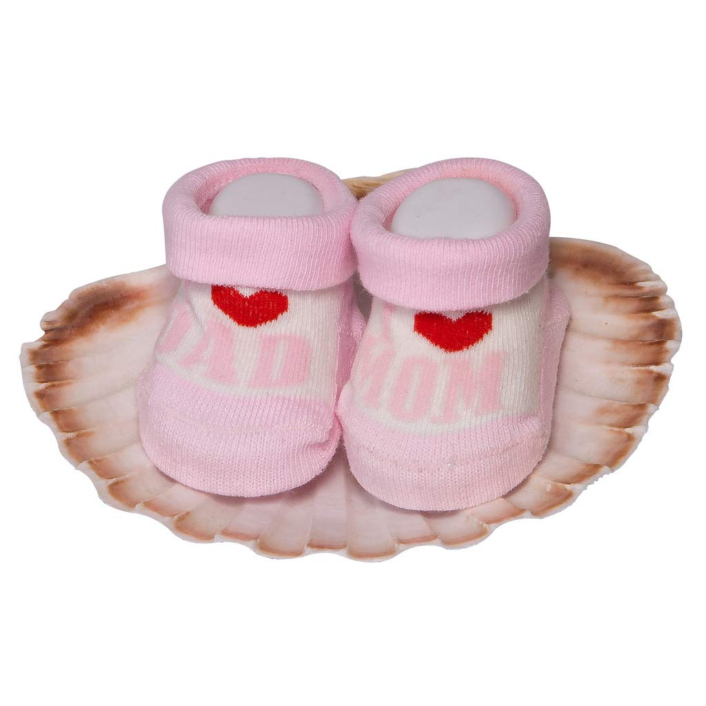 Perfect Gift Set for Babyshowers Baby Socks 0-4 months