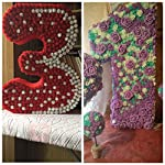 Artificial-flowers-Rose-wedding-decorations-party-Flower-Bouquet-Solid-DIY-wreath-Craft-fake-flowers-288pcslot-3CM
