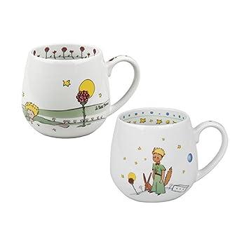 2 Kaffee Prinz Teilig Tasse Der Set Könitz Kleine Porzellan Kuschelbecher Becher Tee l3FKcT1J