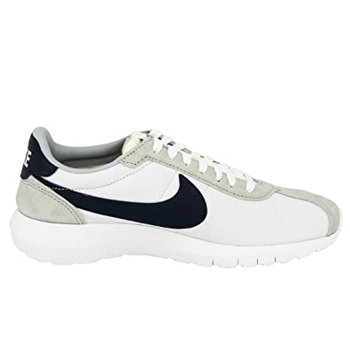 san francisco 09d84 061b7 Amazon.com   nike roshe LD-1000 QS mens trainers 802022 sneakers shoes (US  9, pure platinum obsidian wolf grey safety orange 002)   Road Running