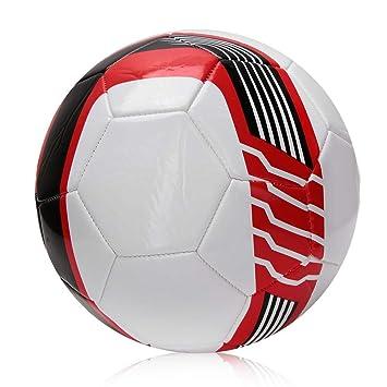 VGEBY1 Balón de fútbol, tamaño 5, Entrenamiento de fútbol, máquina ...