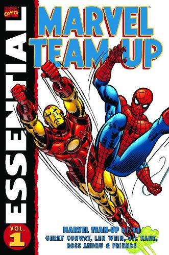 Download Essential Marvel Team-Up, Vol. 1 (Marvel Essentials) (v. 1) pdf epub