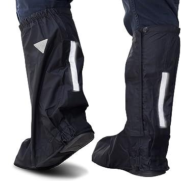amazon oxgord motorcycle and powersport rain boot covers slip over
