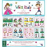 Whiz Kids Carta per découpage, motivo FSC, multicolore, ca 20 x 20 cm