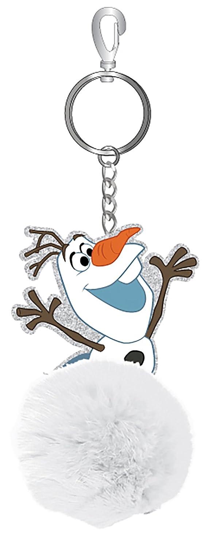Amazon.com: Disney Frozen 75510 Olaf Keychain Pouch, 4 x 8 ...