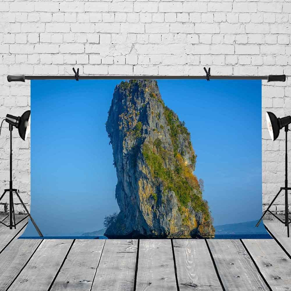 GoEoo 7x5ft Natural Landscape Background Guilin Landscape Photography Backdrop Photo Backdrops Studio Photography Backdrop Background Studio Props LYGY252