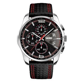 Carrie Hughes Mens Analog Digital Multifunctional Sport Dual Time Wrist Watch (SK9106)