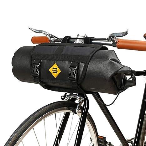 OTO Bolsa Delantera Impermeable para Bicicleta de 7L - Bolsa de ...