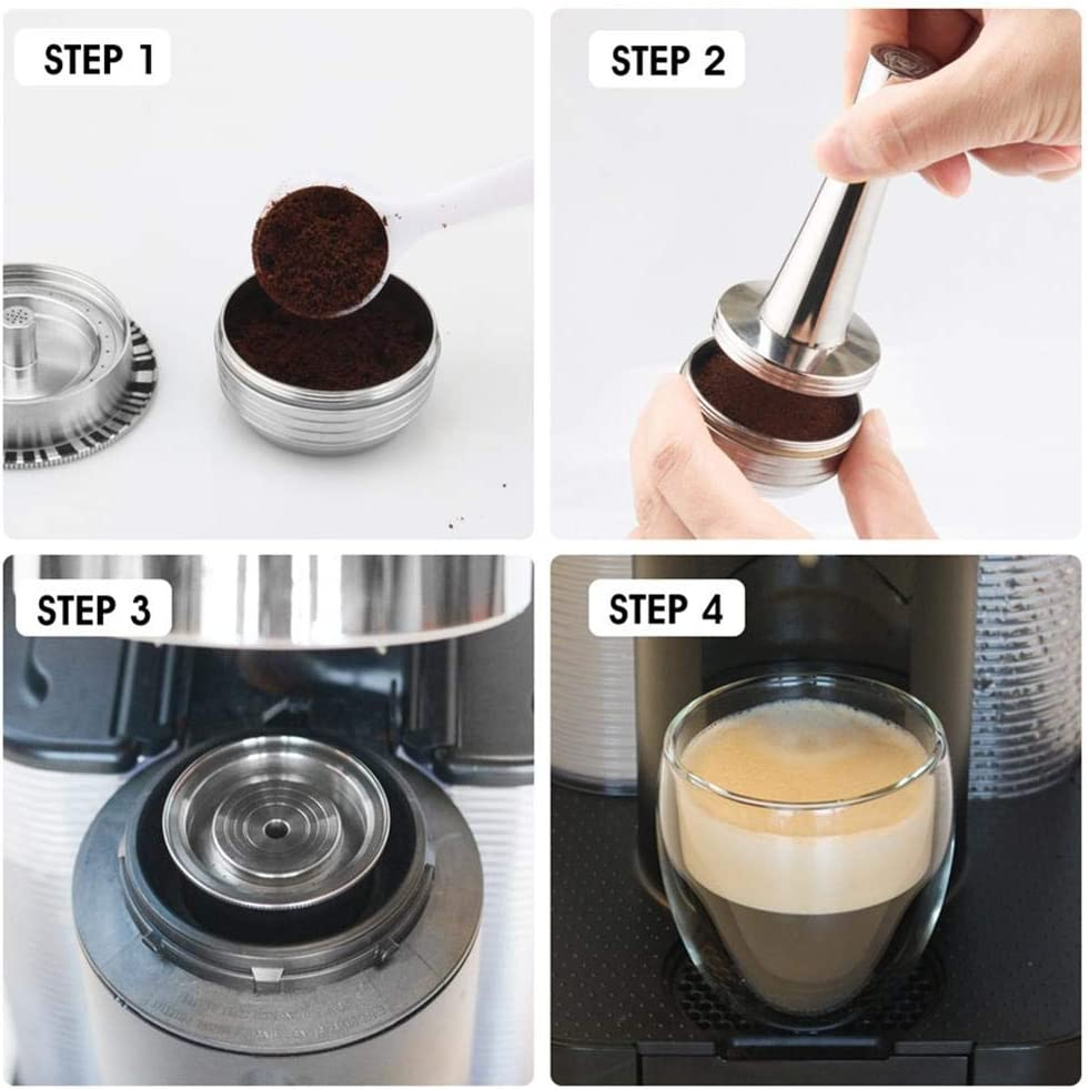 Filtro de larga duraci/ón para cafeteras de c/ápsulas ScanPart 2 uniades