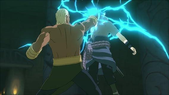 Naruto Shippuden Ultimate Storm Generations PS3 US: Amazon ...