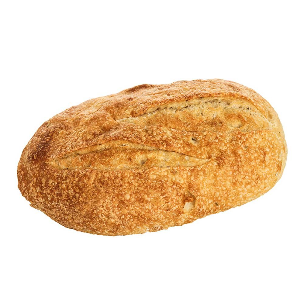 Labrea Bakery Rosemary Olive Oil Bread Loaf, 13 Ounce - 12 per case.