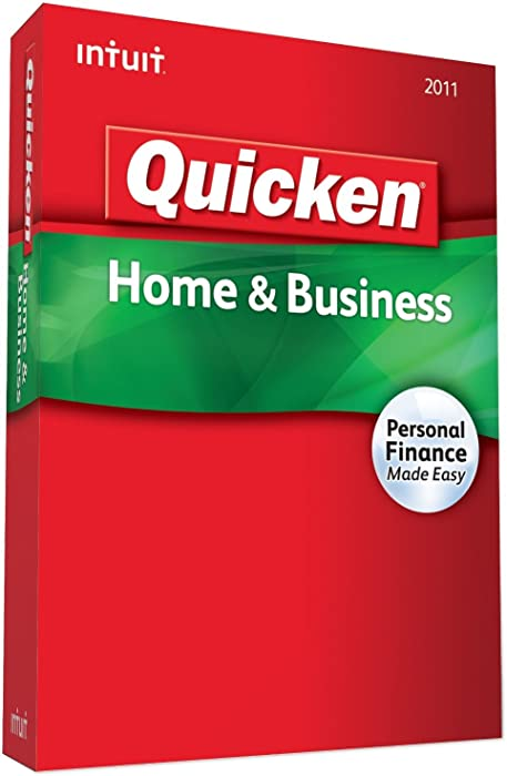 The Best Quicken Home And Business 2008