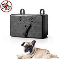 Anti Barking Device, TEEPAO Ultrasonic Bark Control, No Barking Repeller, Bark Stopper, 4 Adjustable Levels Sonic Bark Deterrents Silencer for Small to Large Dogs Indoor Outdoor, Up to 50 Feet Range