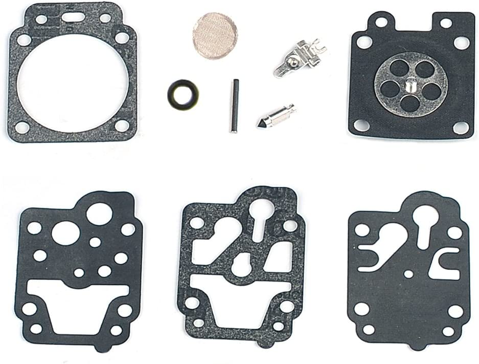 K10-WYC Walbro Carburetor Kit Blower Trimmer Chainsaw