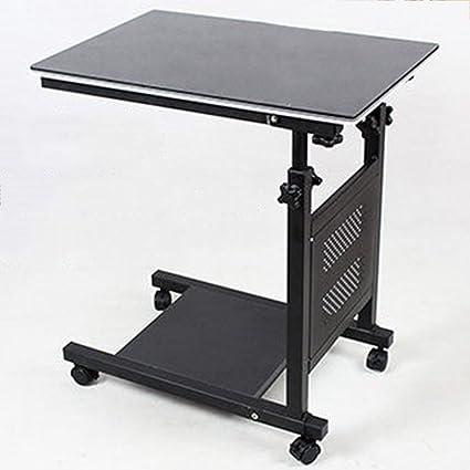 mesa plegable YH Portátil Ajustable Ordenador Portátil Soporte De Oficina Escritorio Silla De Ruedas Cama Sofá