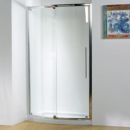 Kudos Original doblegado deslizante ducha almacenaje 1700 con concepto 2 bandeja de ducha: Amazon.es: Hogar