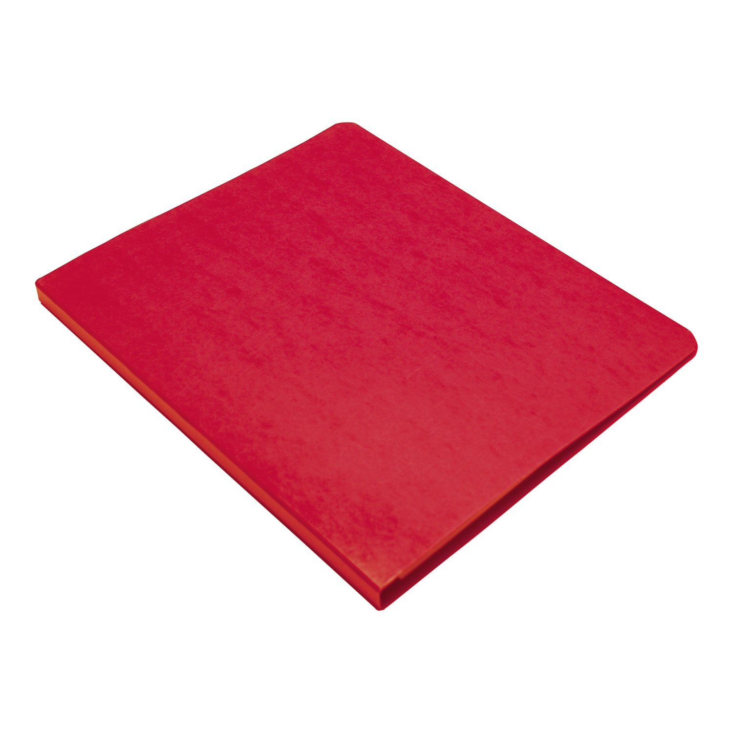 Acco Presstex Side Bound Grip Binder - Letter - 8.5amp;quot; x 11amp;quot; - 125 Sheet - 0.62amp;quot; Capacity - 1 Each - Executive Red