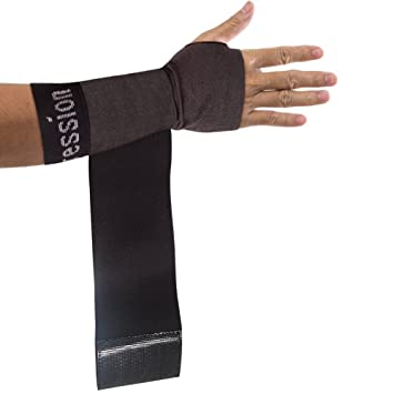 4135429dc9 Copper Compression Recovery Wrist Sleeve with Adjustable Wrap for Extra  Support. Guaranteed Highest Copper Wrist