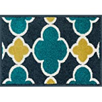 Loloi Rugs, Terrace Collection - Navy/Teal Area Rug, 2-5 x 3-9