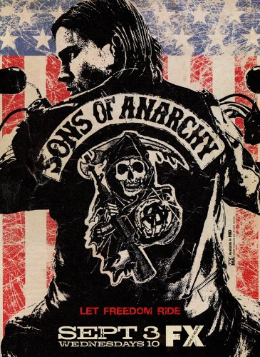 Sons Of Anarchy Framed Poster Tv 11 X 17 Inches   28Cm X 44Cm Theo Rossi Charlie Hunnam Katey Sagal Ron Perlman