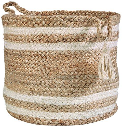 LR Home Montego Decorative Storage Basket 15