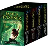 The 13th Reality: The Complete Set: The Journal of Curious Letters; The Hunt for Dark Infinity; The Blade of Shattered…