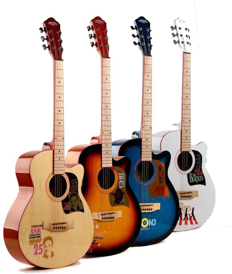 North King Guitars - Tabla de Guitarra Plegable (mástil de 40 ...