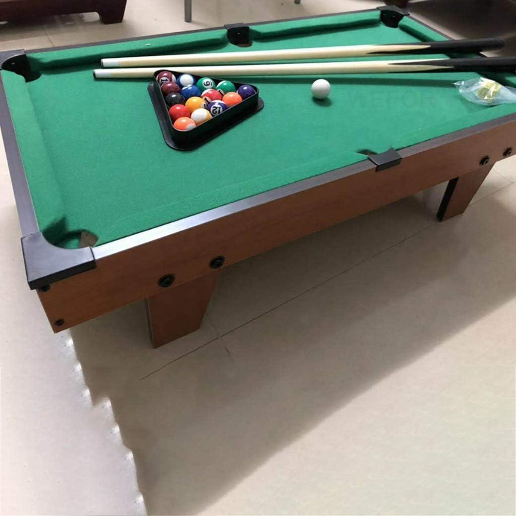 WXS Tablas De Madera, Mini Piscina Table Top Billar Snooker Juego Billar Snooker For Niños Set Bolas For Niños Aire Libre Interior: Amazon.es: Deportes y aire libre