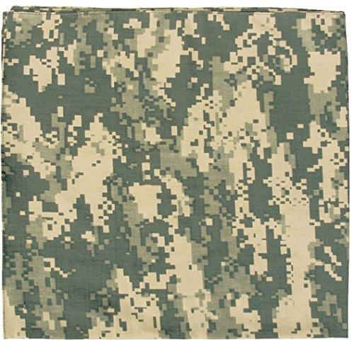 - ACU Digital Camouflage Jumbo Military Bandana (27