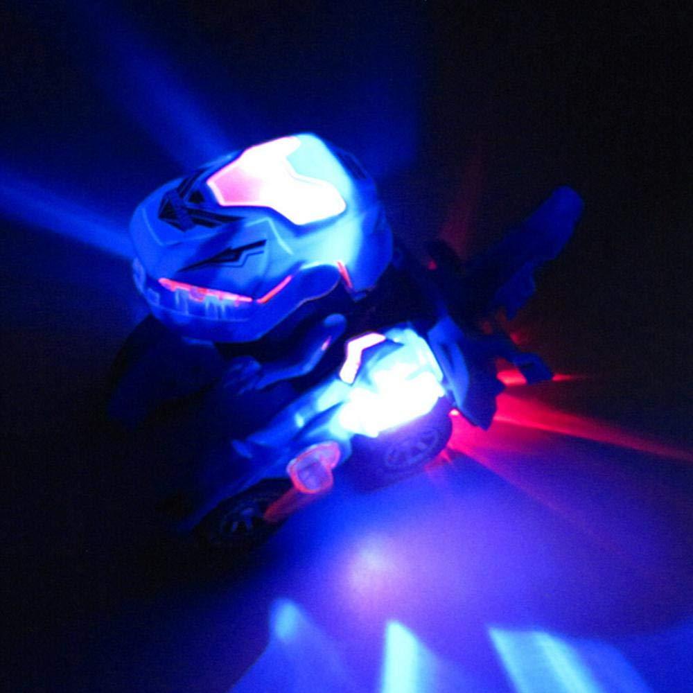 Transformer Coche,Womdee Dinosaurio Coche Led Para Ni/ñOs,Coche De Dinosaurio LED Transformador Con Sonido Ligero Regalo De Juguete Para Ni/ñOs,Regalo Creativo Juguetes Navidad Para Ni/ñOs De 3 A 12 A/ñOs