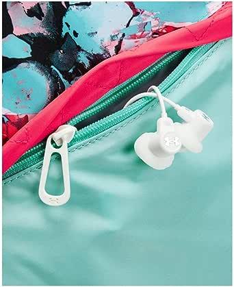 حقيبة ظهر منقوشة للبنات من اندر ارمور - اخضر فاتح، 1305315-361