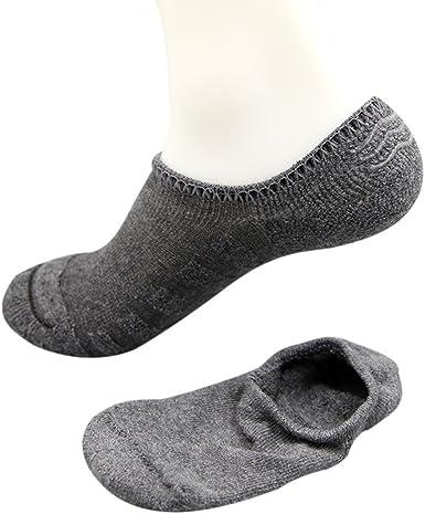 OVINEE Calcetines deportivos de algodón para hombres, calcetines ...